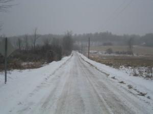 Gravel Road, Easy Running