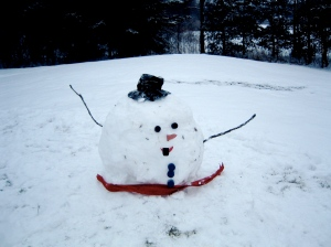Frosty the Snowball