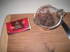 Chocolate Chopping