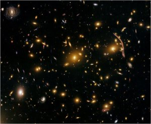 Abell 370 Galaxy Cluster