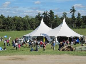 Energy Fair Tent