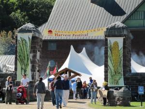 Harvest Festival Entrance