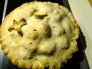 A Few Hours Later, Pie