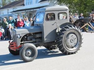 Oddest Tractor Award