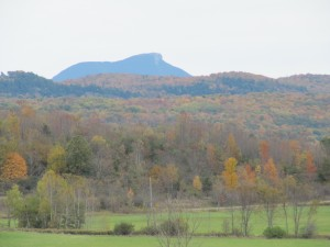 The Hump in Fall