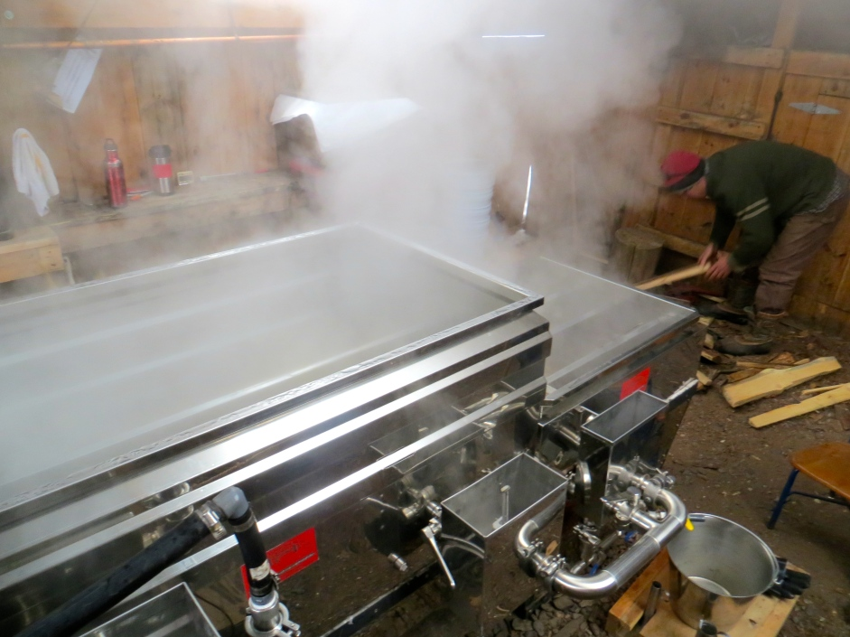 Maple Sugaring 2014