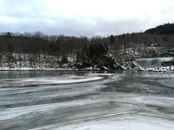 Bolton Dam